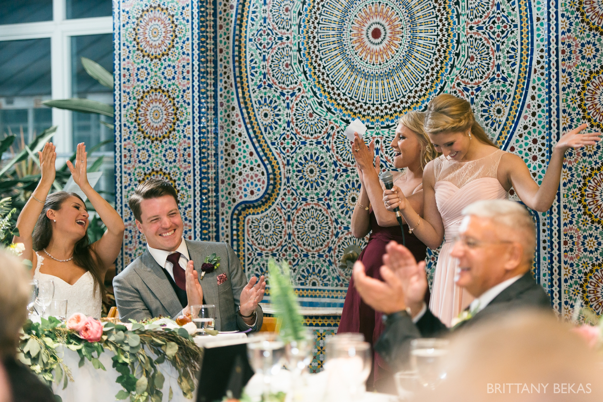 Chicago Wedding Garfield Park Conservatory Wedding Photos - Brittany Bekas Photography_0073