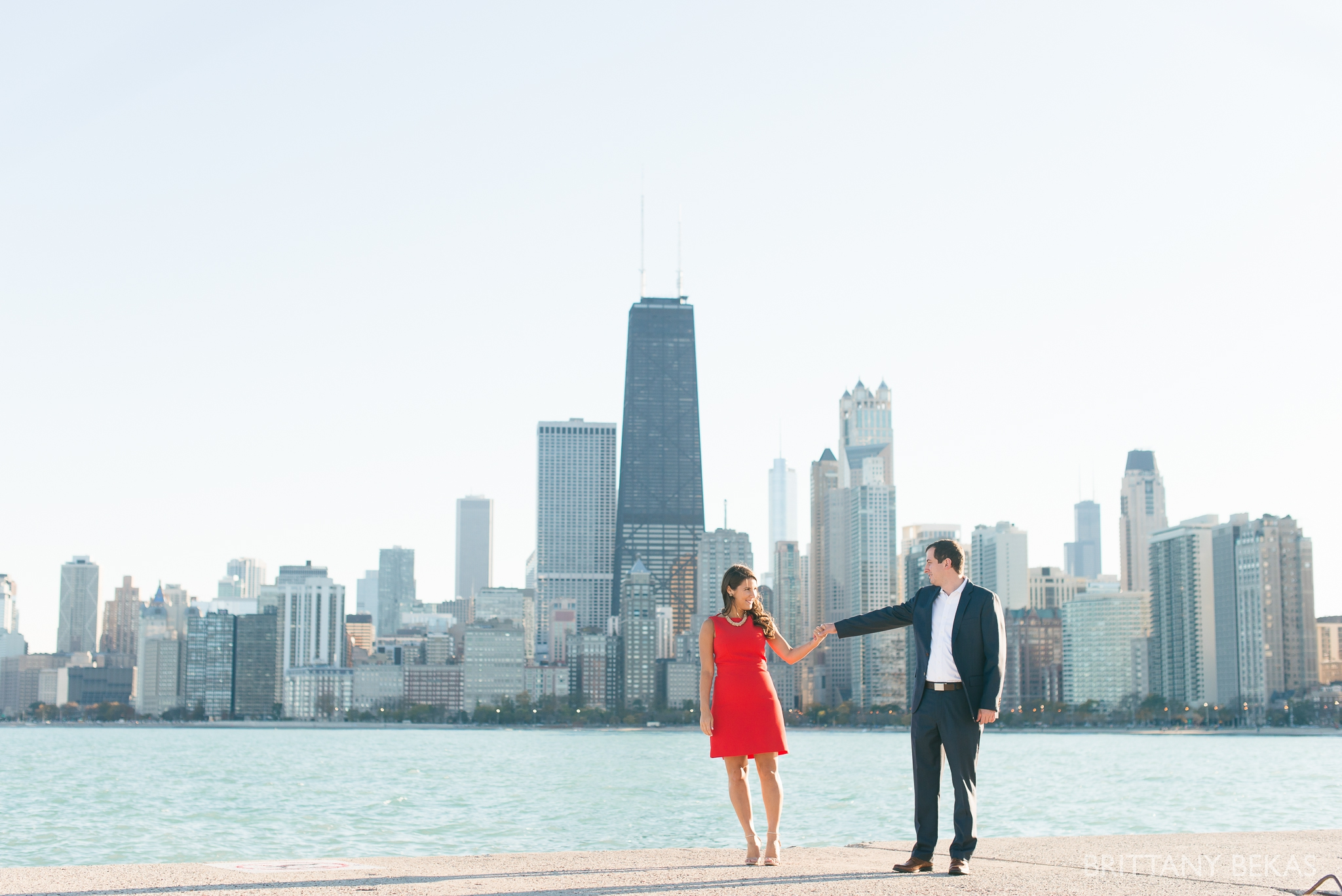 Chicago Engagement Lincoln Park Engagement Photos - Brittany Bekas Photography_0004