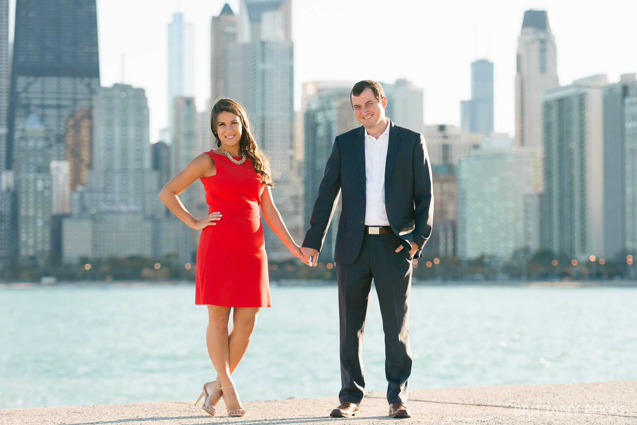Chicago Engagement Lincoln Park Engagement Photos - Brittany Bekas Photography_0005