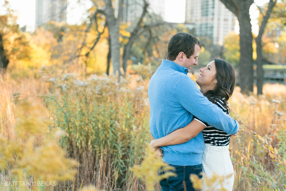 Chicago Engagement Lincoln Park Engagement Photos - Brittany Bekas Photography_0012