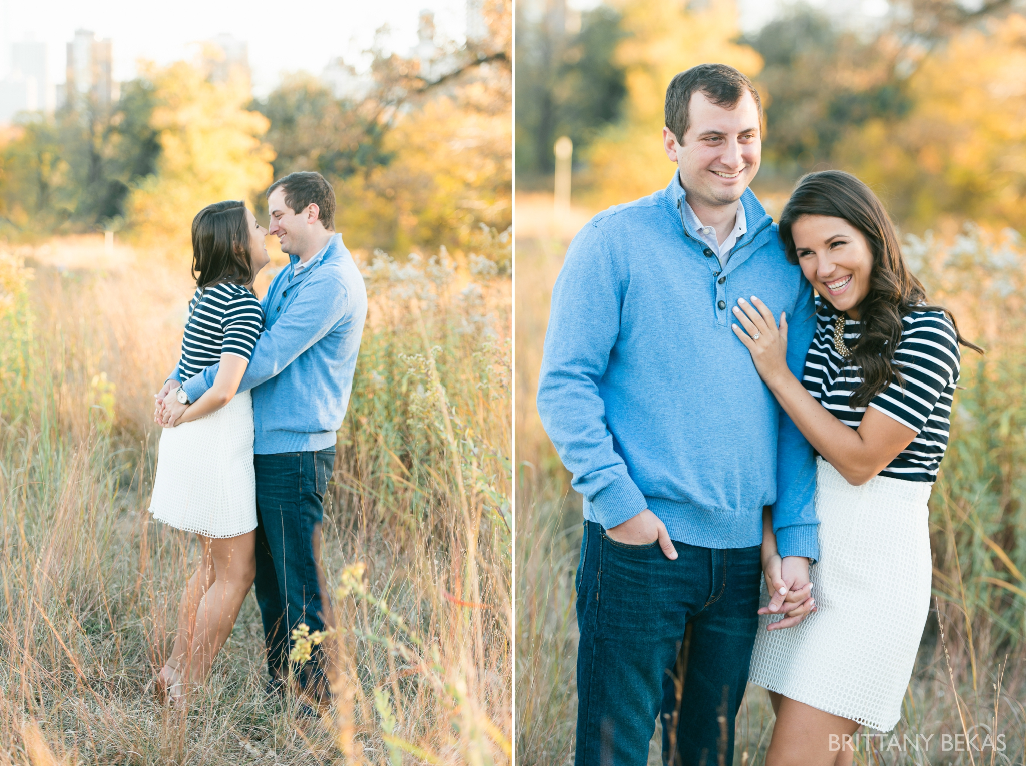 Chicago Engagement Lincoln Park Engagement Photos - Brittany Bekas Photography_0019