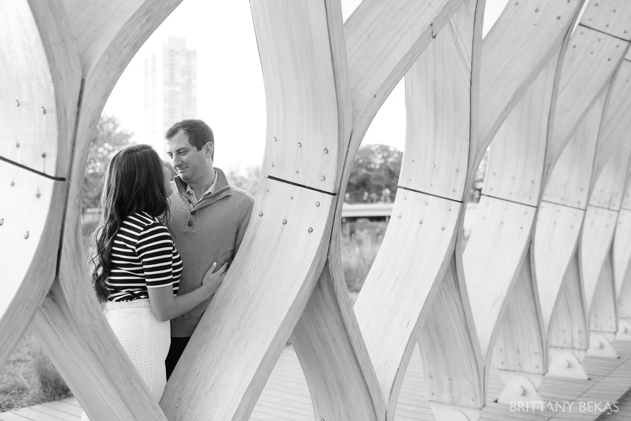 Chicago Engagement Lincoln Park Engagement Photos - Brittany Bekas Photography_0026