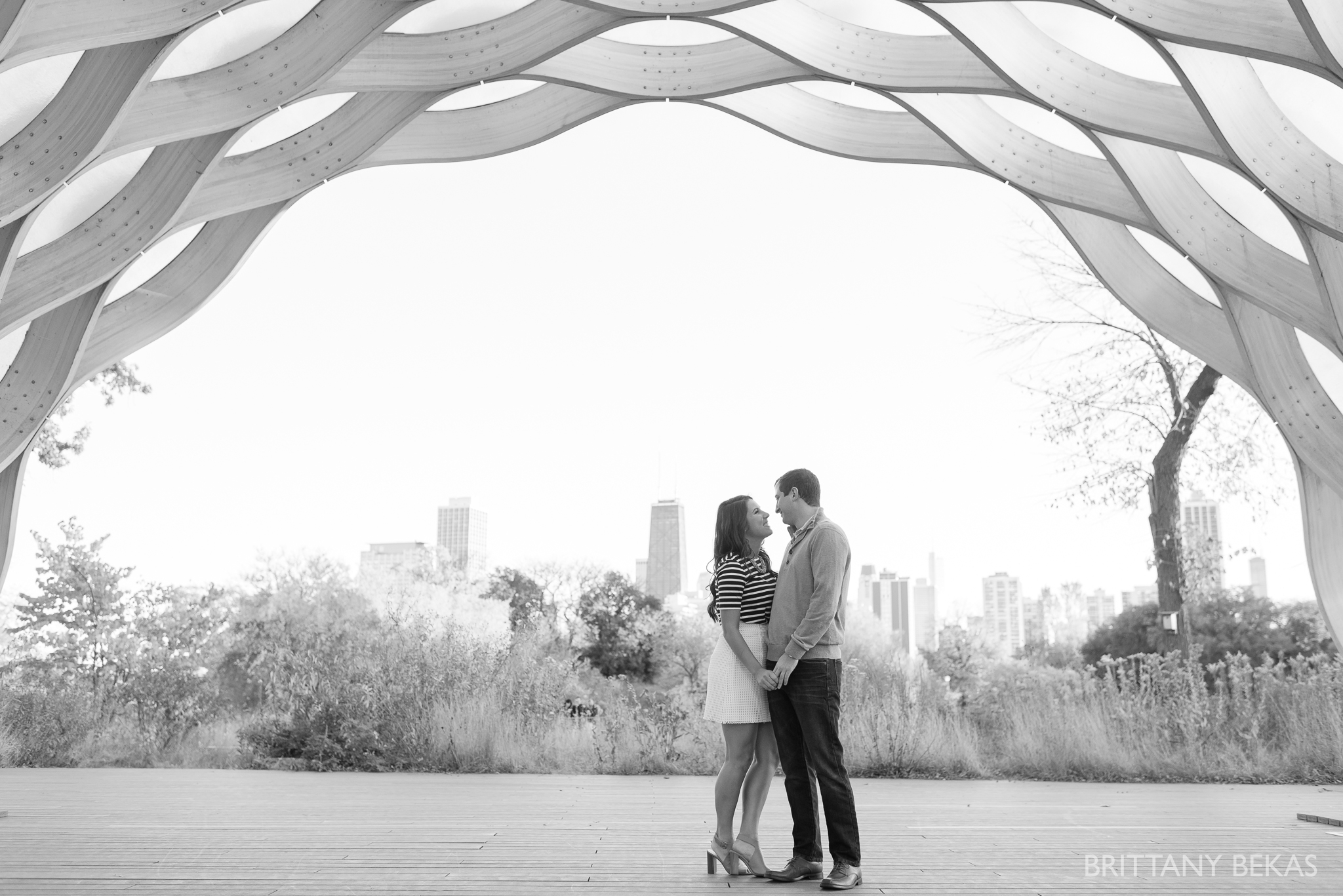 Chicago Engagement Lincoln Park Engagement Photos - Brittany Bekas Photography_0027