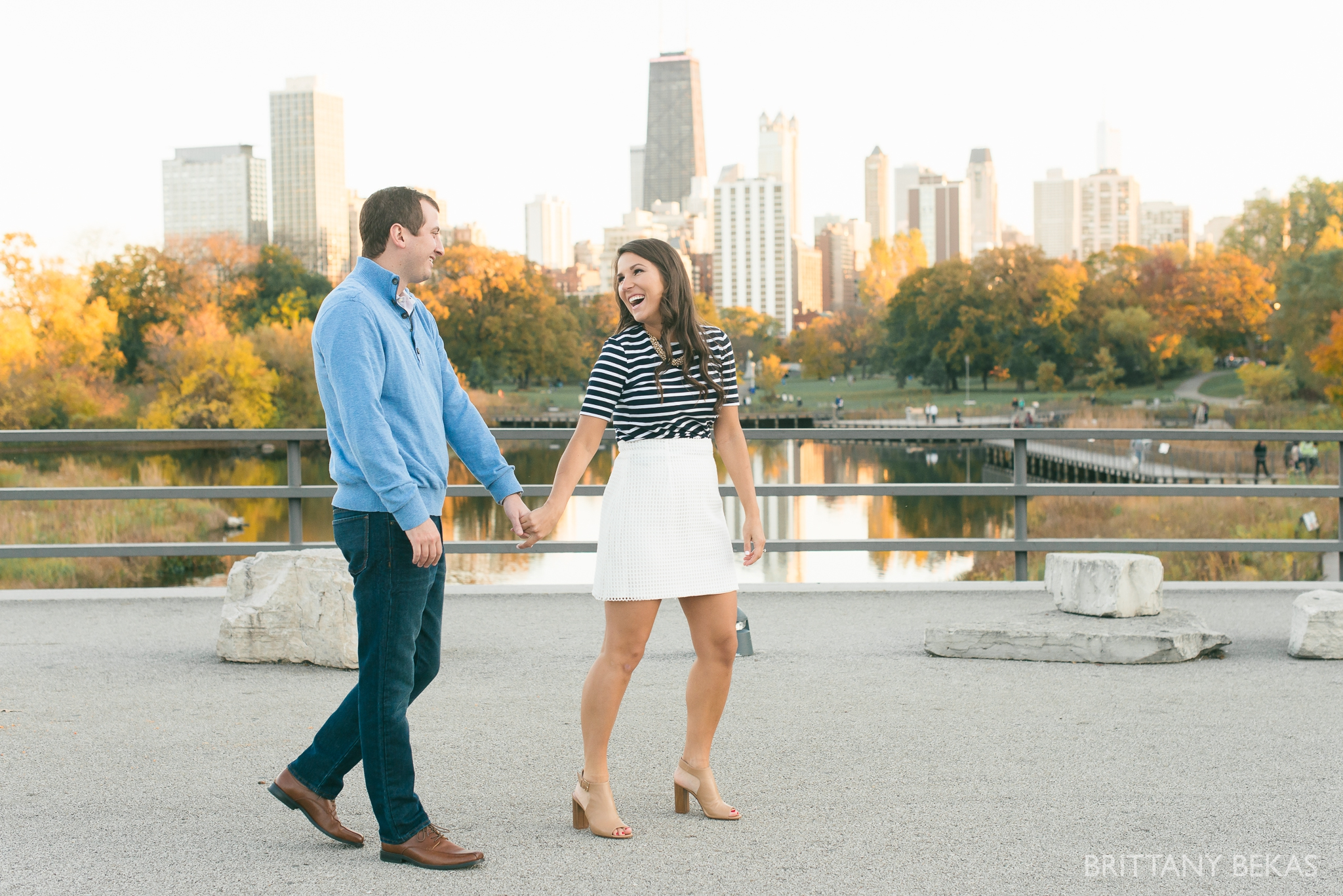 Chicago Engagement Lincoln Park Engagement Photos - Brittany Bekas Photography_0028