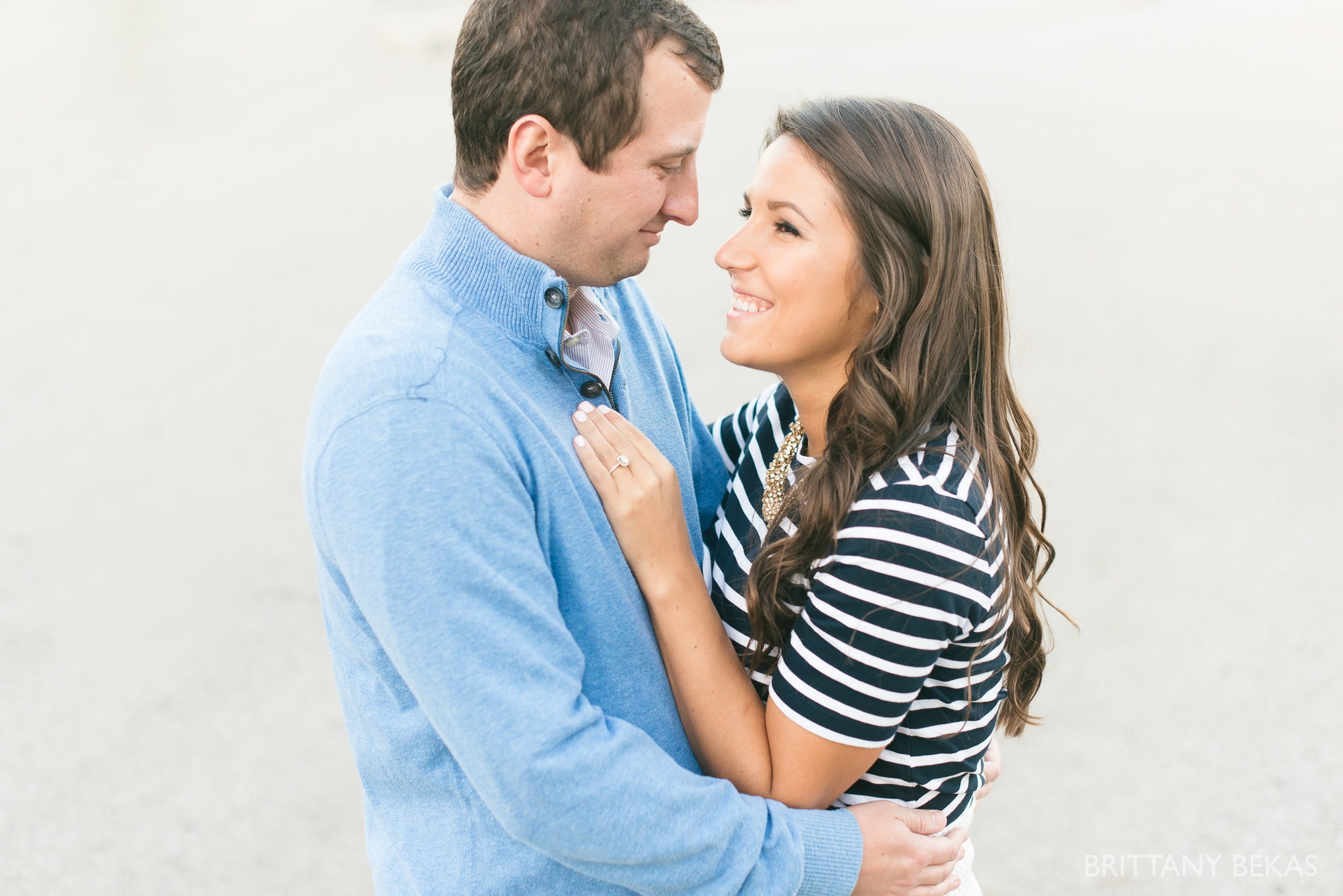 Chicago Engagement Lincoln Park Engagement Photos - Brittany Bekas Photography_0031