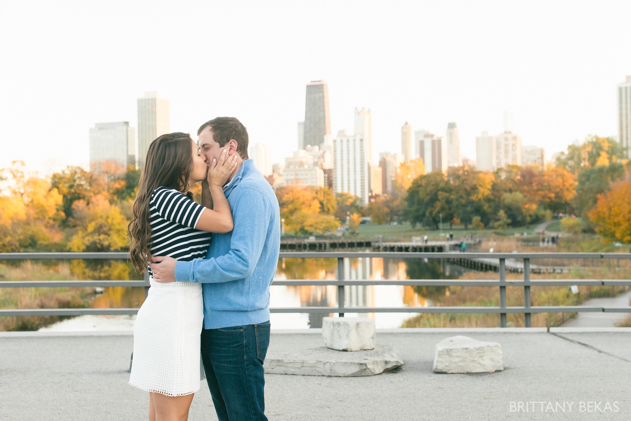 Chicago Engagement Lincoln Park Engagement Photos - Brittany Bekas Photography_0032