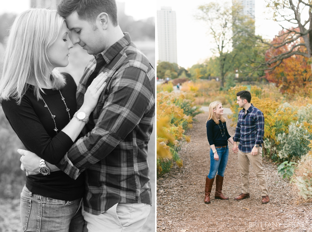 Chicago Engagement - Lincoln Park Engagement Photos_0001