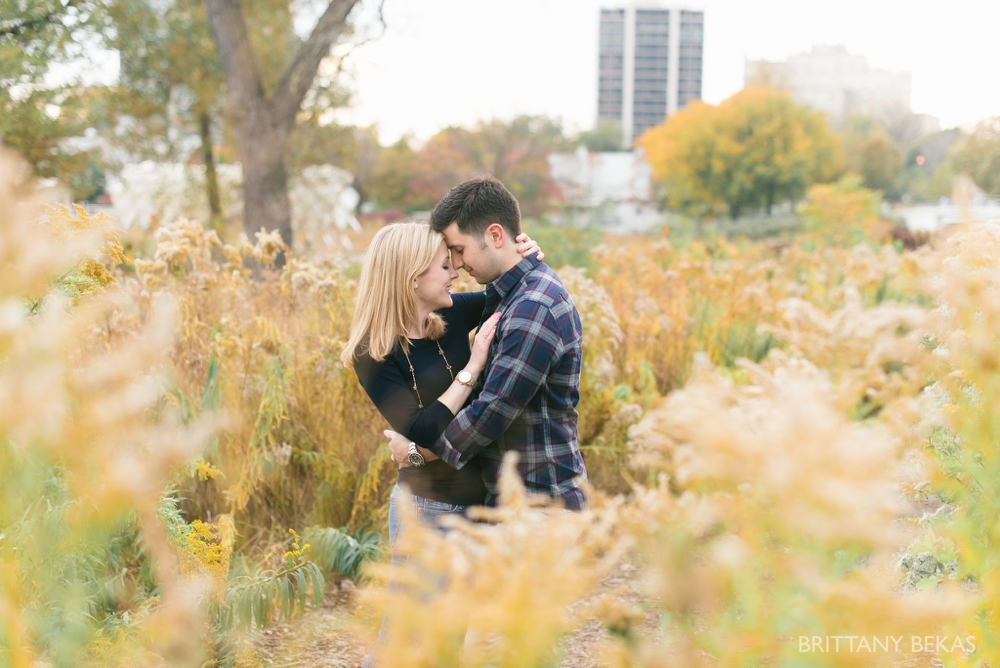 Chicago Engagement - Lincoln Park Engagement Photos_0004