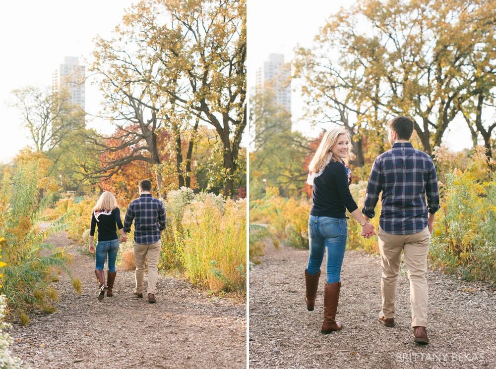 Chicago Engagement - Lincoln Park Engagement Photos_0011