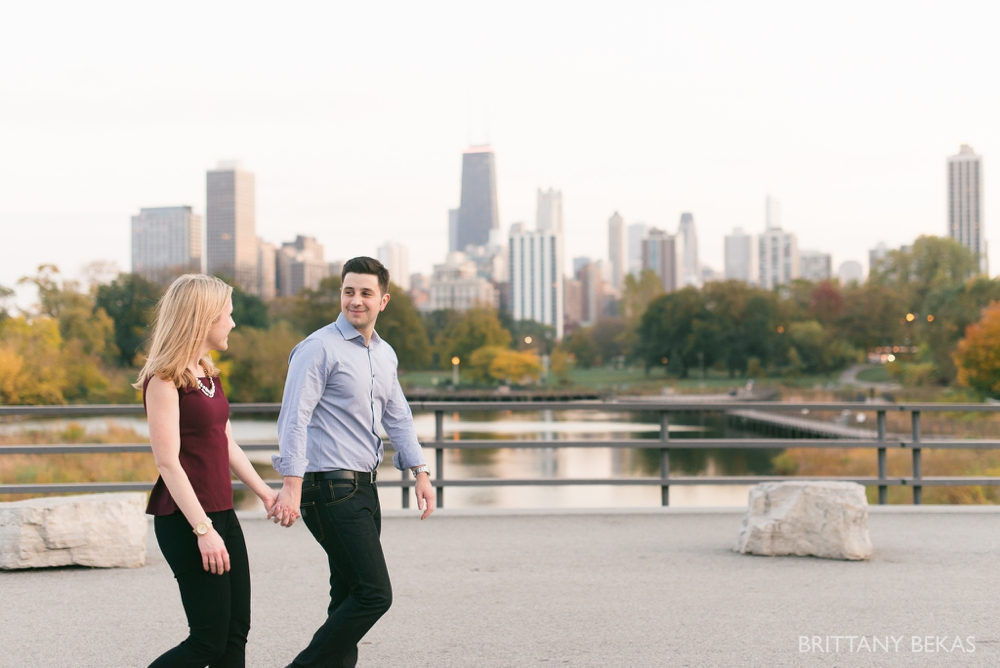 Chicago Engagement - Lincoln Park Engagement Photos_0024