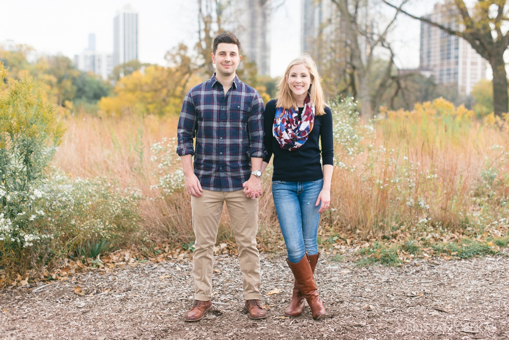 Chicago Engagement - Lincoln Park Engagement Photos_0028