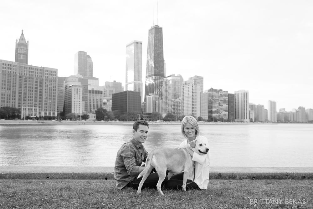 Chicago Engagement - Olive Park Engagement Photos_0004