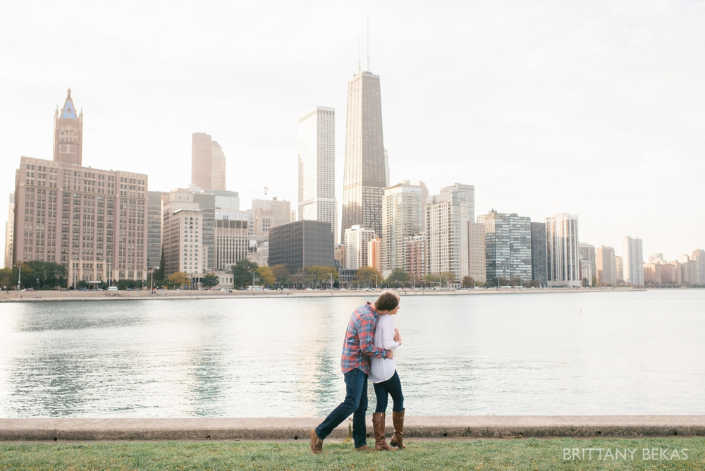 Chicago Engagement - Olive Park Engagement Photos_0013
