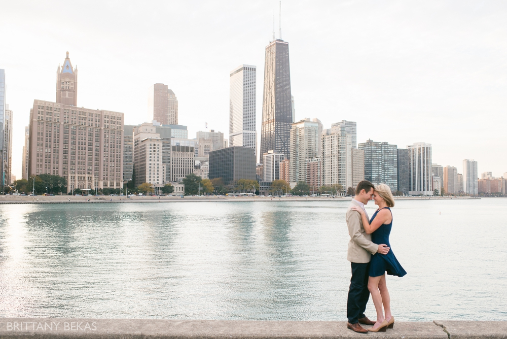Chicago Engagement - Olive Park Engagement Photos_0017