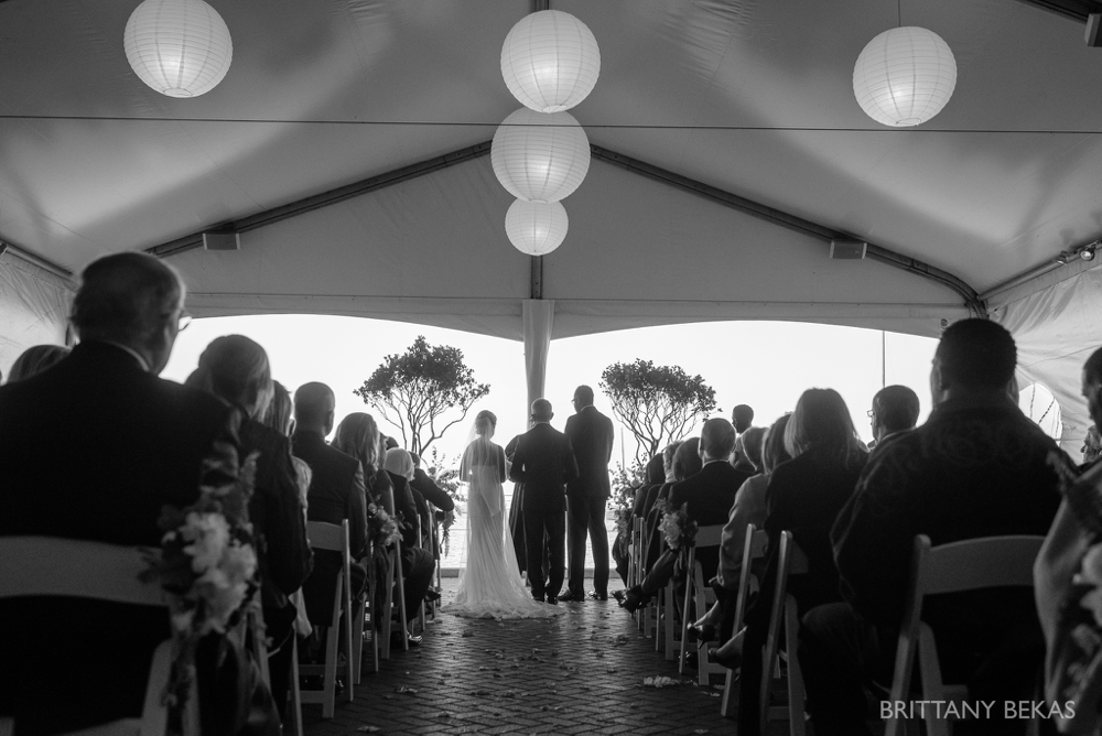 Chicago Wedding - Chicago Yacht Club Wedding Photos_0020