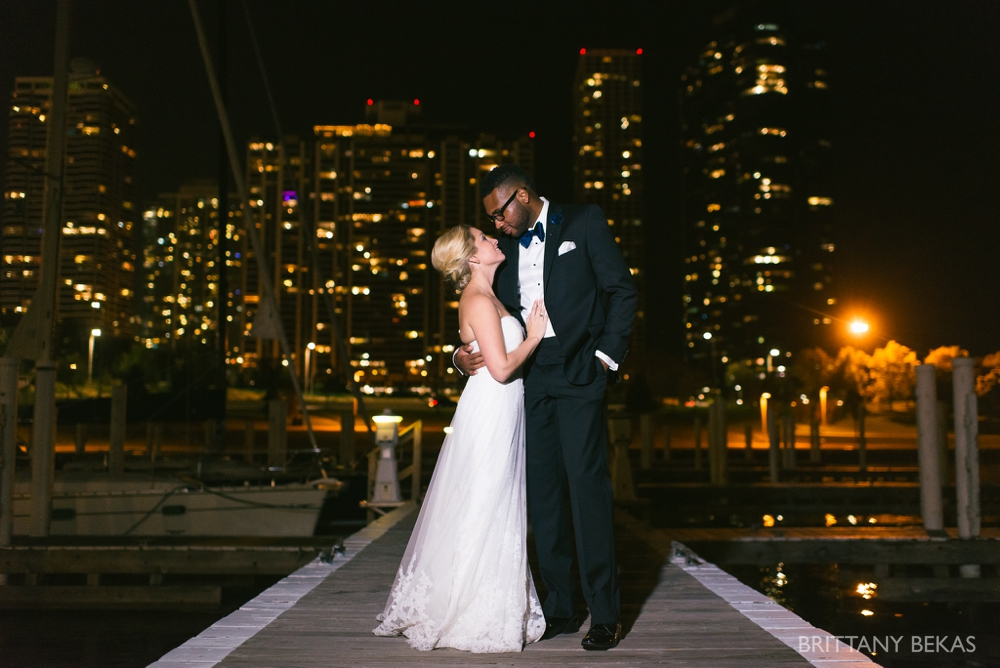 Chicago Wedding - Chicago Yacht Club Wedding Photos_0045