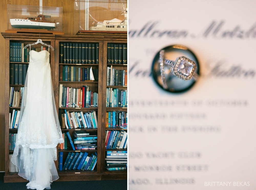 Chicago Wedding - Chicago Yacht Club Wedding Photos_0057