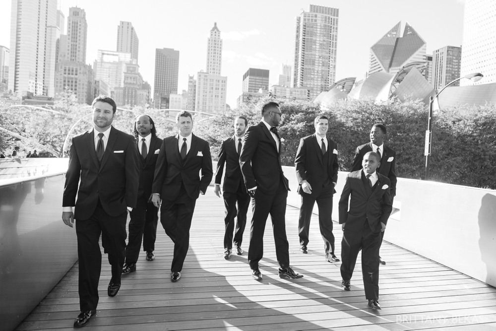 Chicago Wedding - Chicago Yacht Club Wedding Photos_0064