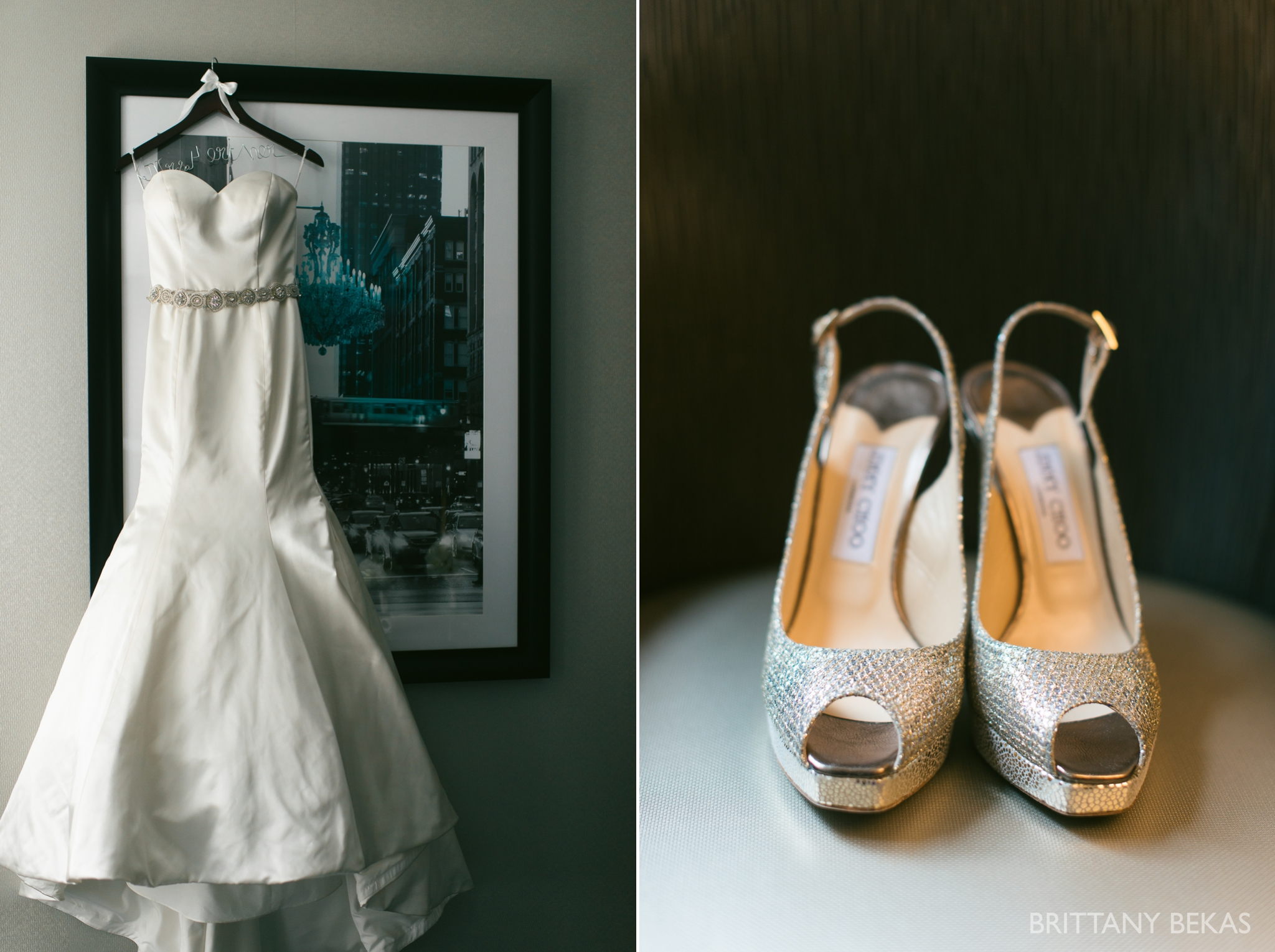 Chicago Wedding Hotel Allegro Wedding Photos - Brittany Bekas Photography_0005