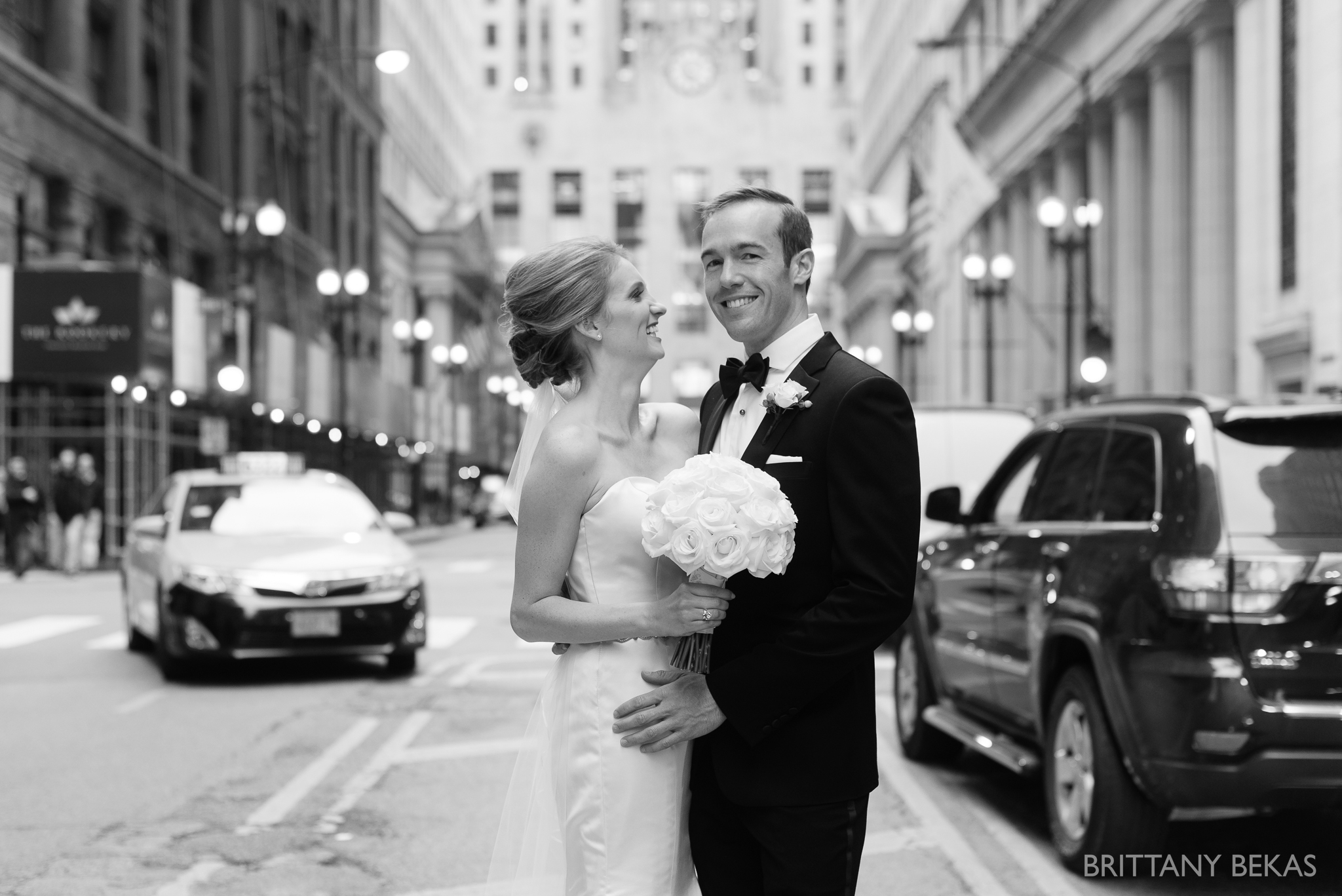 Chicago Wedding Hotel Allegro Wedding Photos - Brittany Bekas Photography_0012