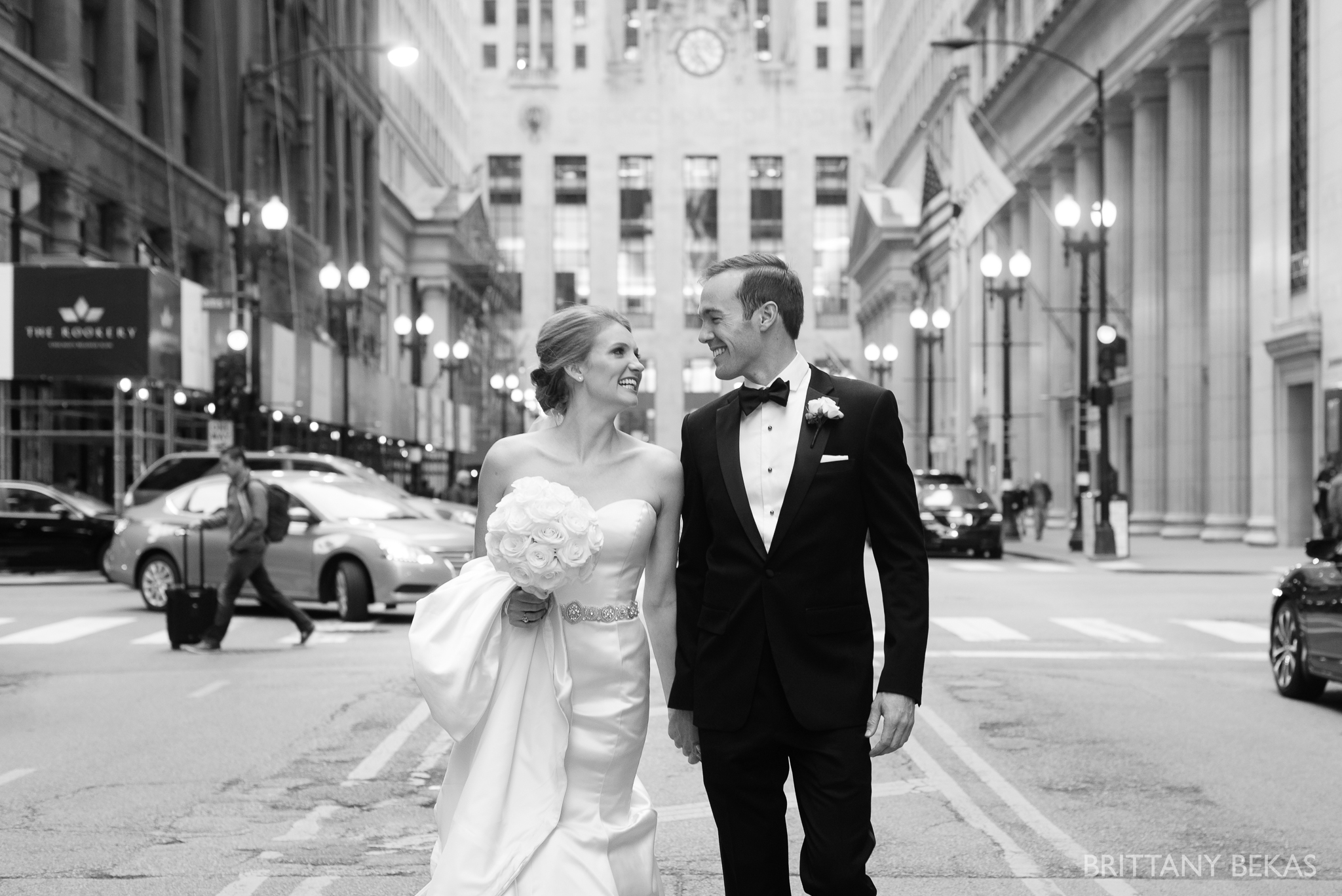 Chicago Wedding Hotel Allegro Wedding Photos - Brittany Bekas Photography_0017