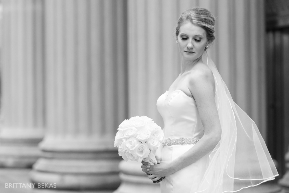 Chicago Wedding Hotel Allegro Wedding Photos - Brittany Bekas Photography_0023