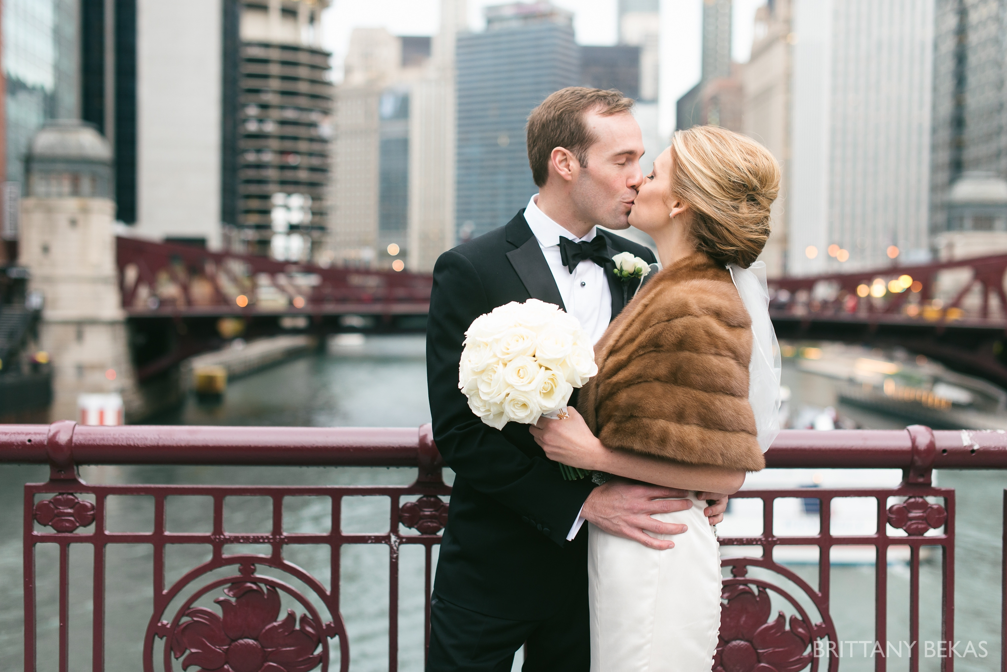 Chicago Wedding Hotel Allegro Wedding Photos - Brittany Bekas Photography_0026