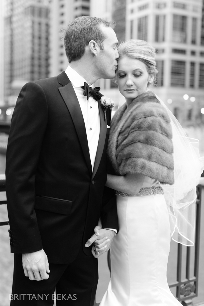 Chicago Wedding Hotel Allegro Wedding Photos - Brittany Bekas Photography_0027