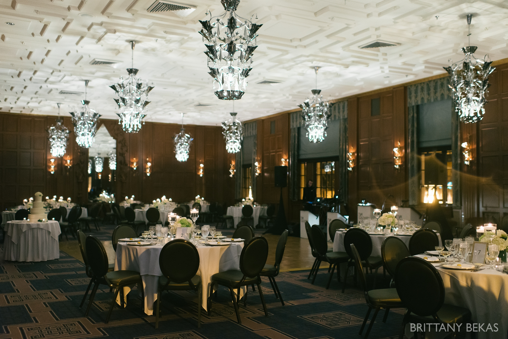 Chicago Wedding Hotel Allegro Wedding Photos - Brittany Bekas Photography_0037