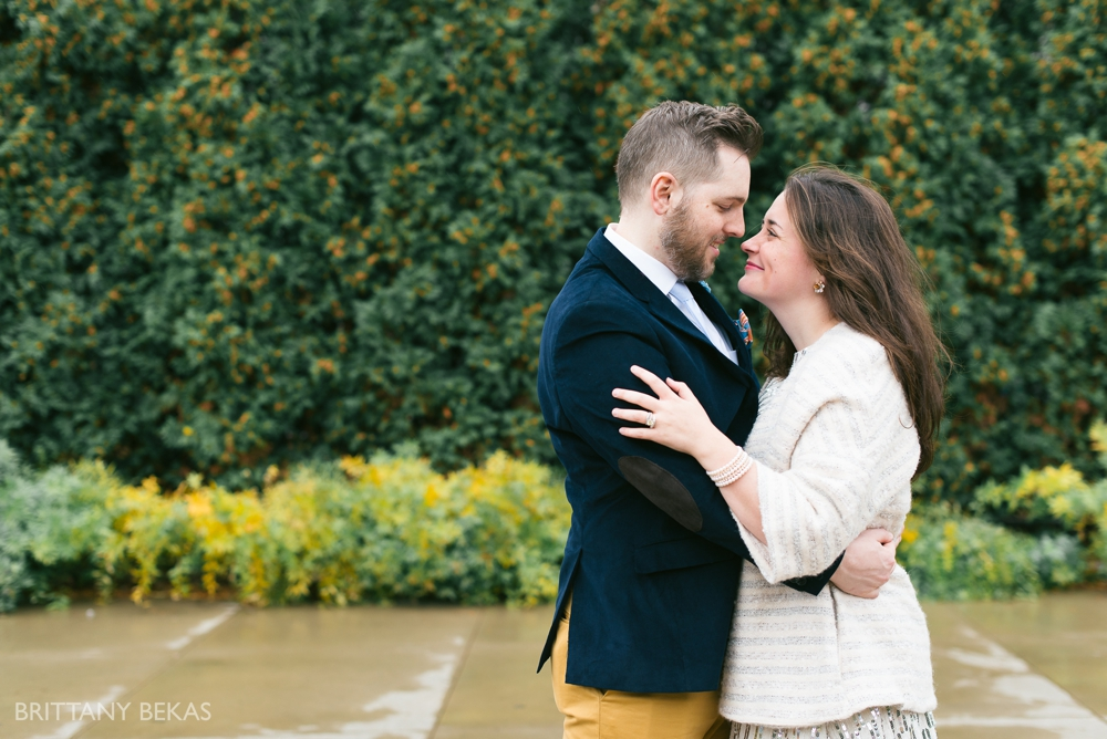 Chicago Elopement - Chicago City Hall + Lurie Garden Elopement Photos_0033
