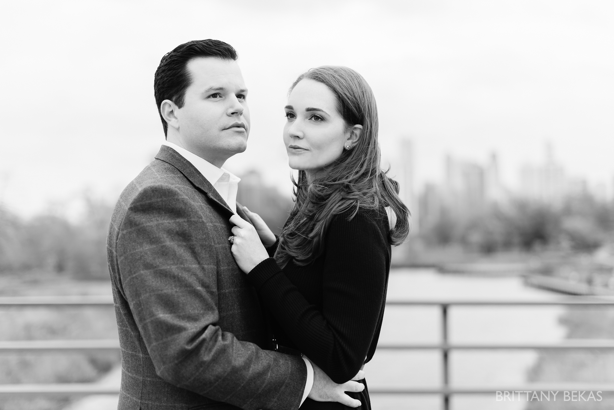 Chicago Engagement Lincoln Park Engagement Photos - Brittany Bekas Photography_0001