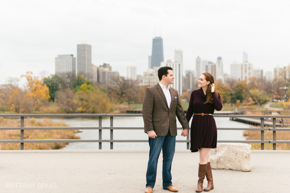 Chicago Engagement Lincoln Park Engagement Photos - Brittany Bekas Photography_0002