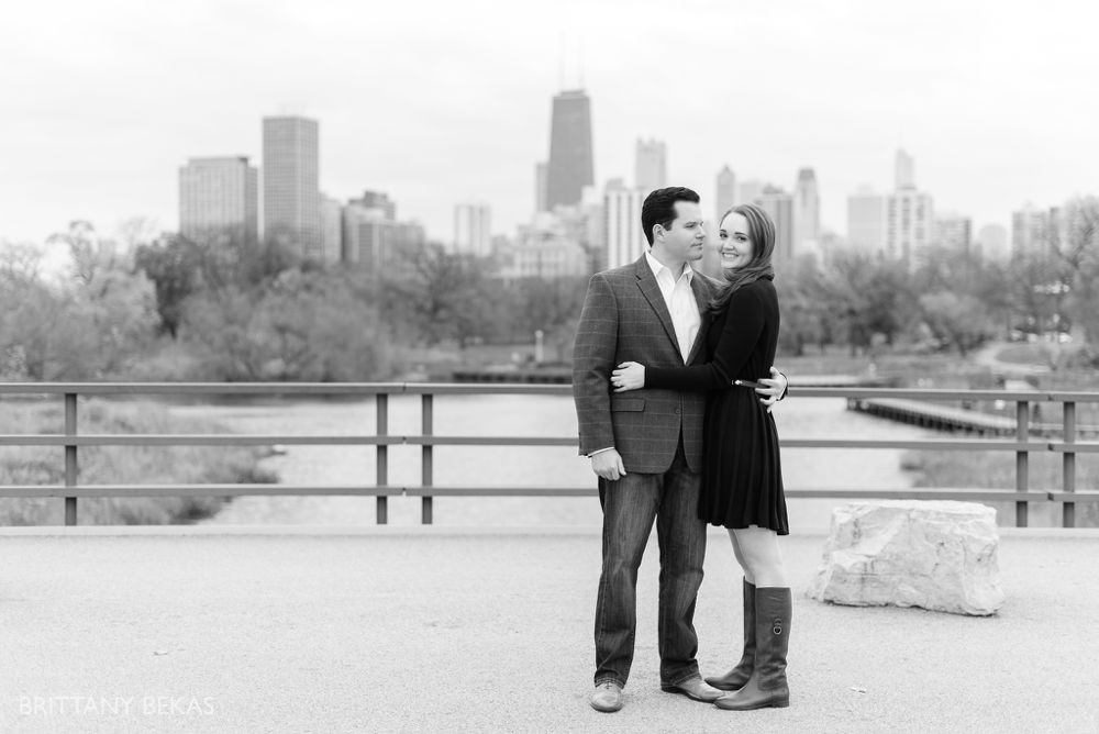 Chicago Engagement Lincoln Park Engagement Photos - Brittany Bekas Photography_0003