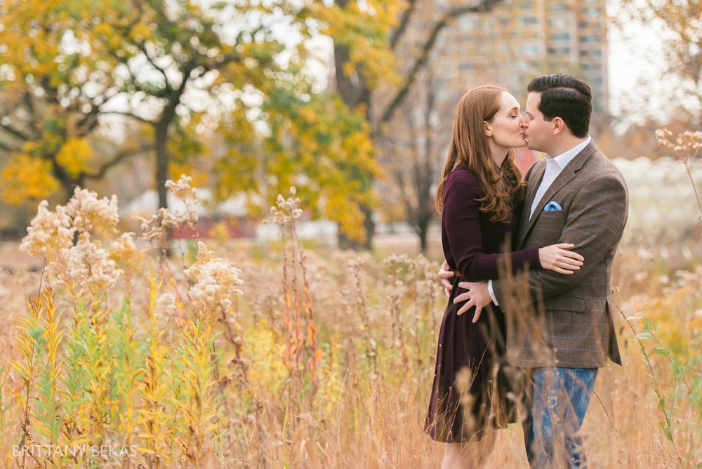 Chicago Engagement Lincoln Park Engagement Photos - Brittany Bekas Photography_0008