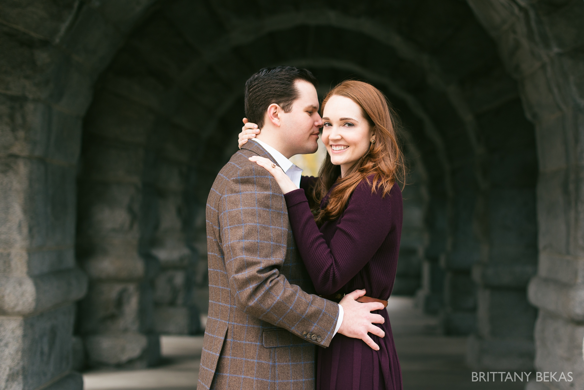 Chicago Engagement Lincoln Park Engagement Photos - Brittany Bekas Photography_0018