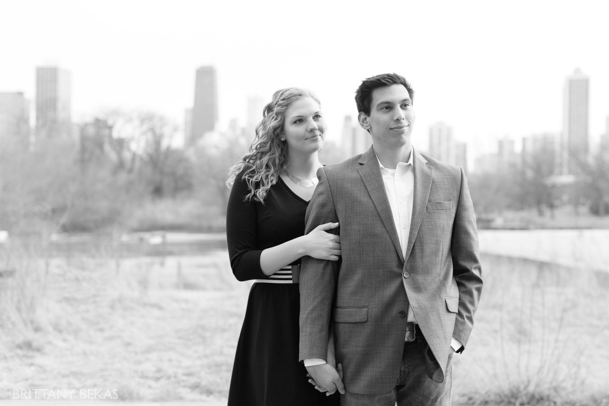 Chicago Engagement Lincoln Park Engagement Photos_0006