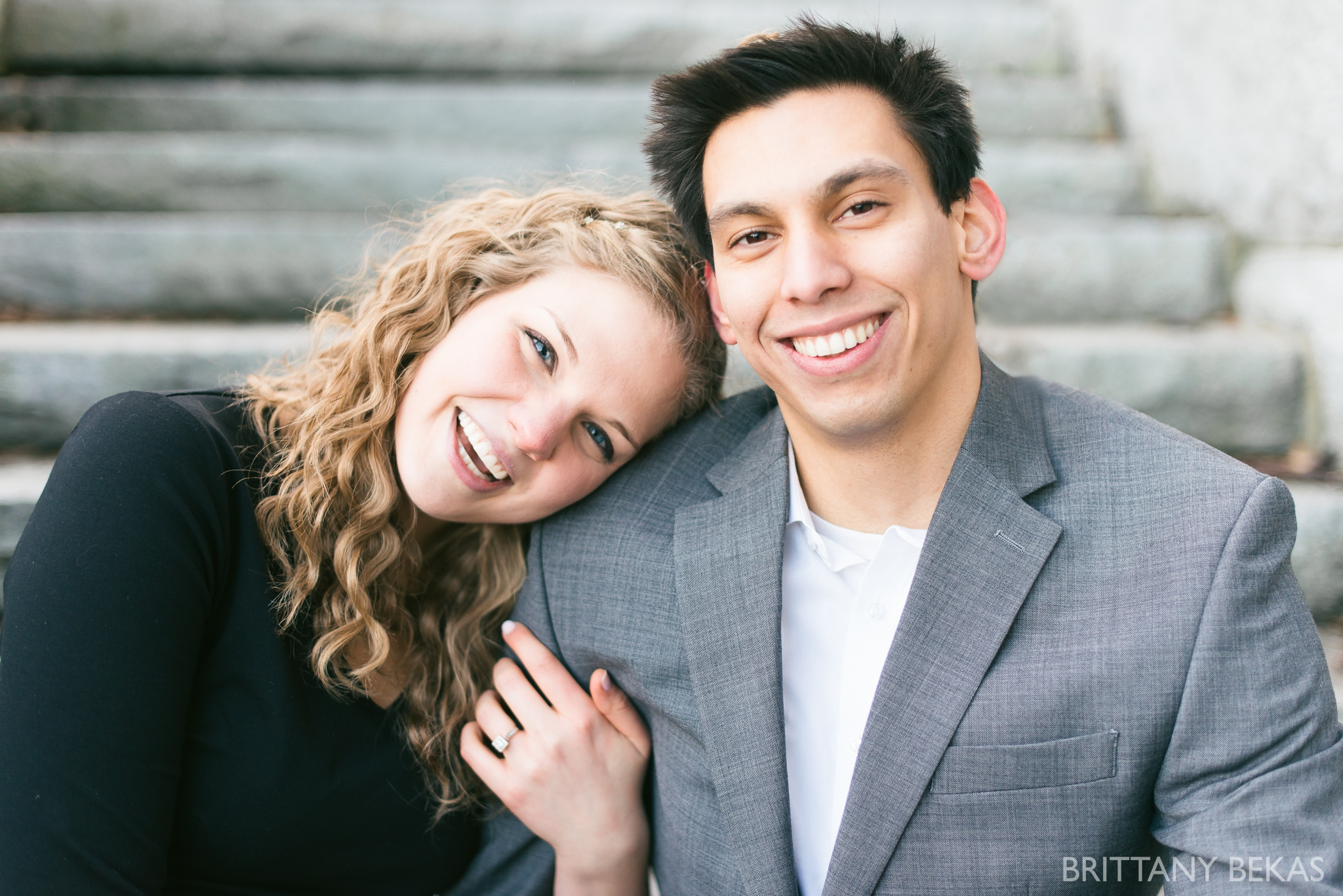 Chicago Engagement Lincoln Park Engagement Photos_0011