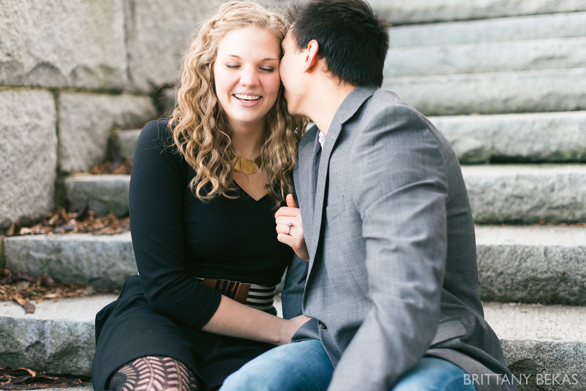 Chicago Engagement Lincoln Park Engagement Photos_0012