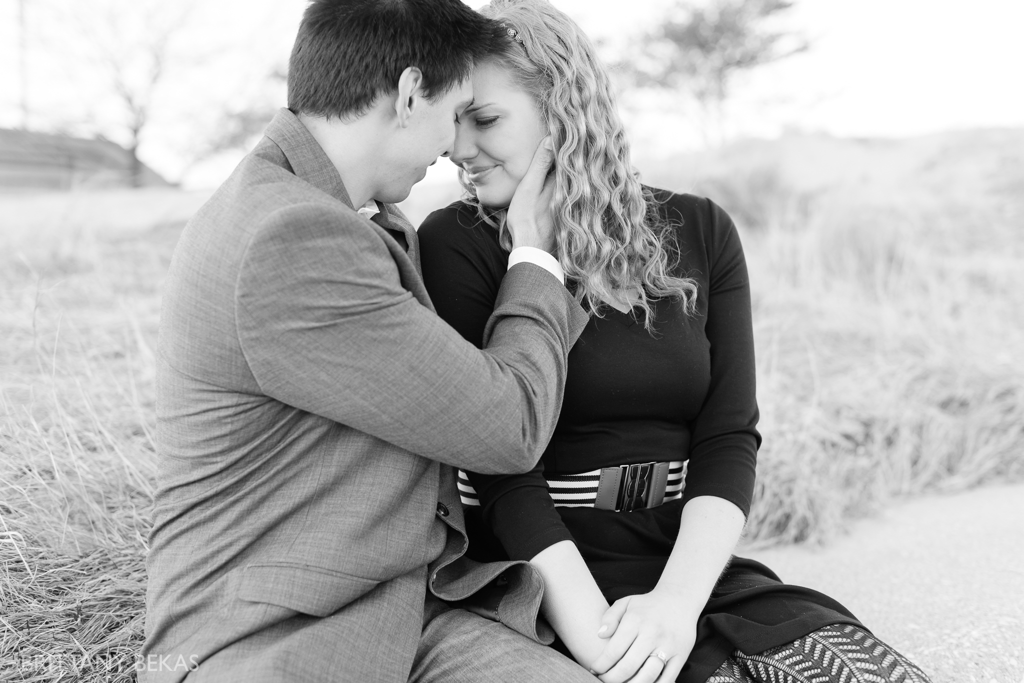 Chicago Engagement Lincoln Park Engagement Photos_0014