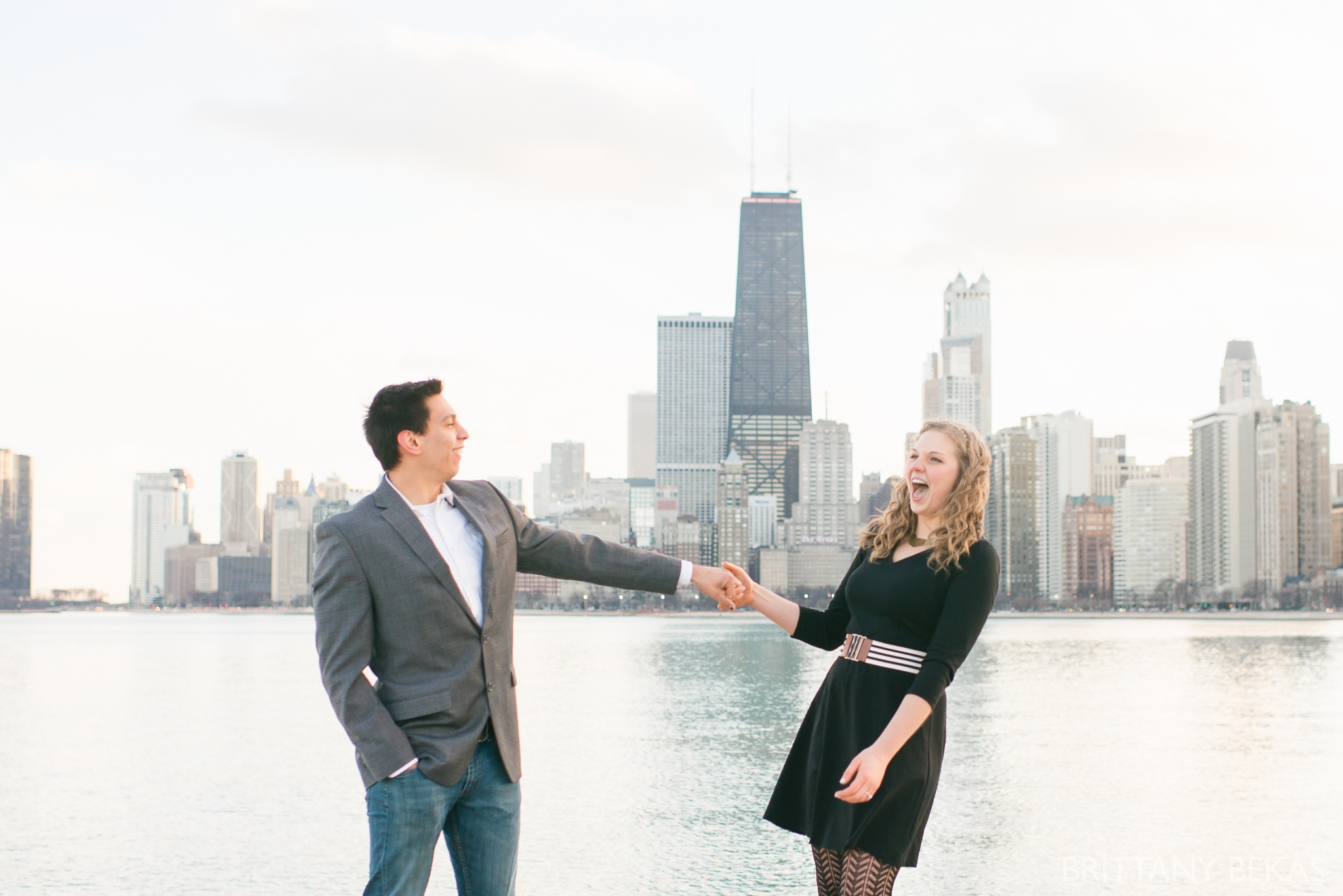 Chicago Engagement Lincoln Park Engagement Photos_0017
