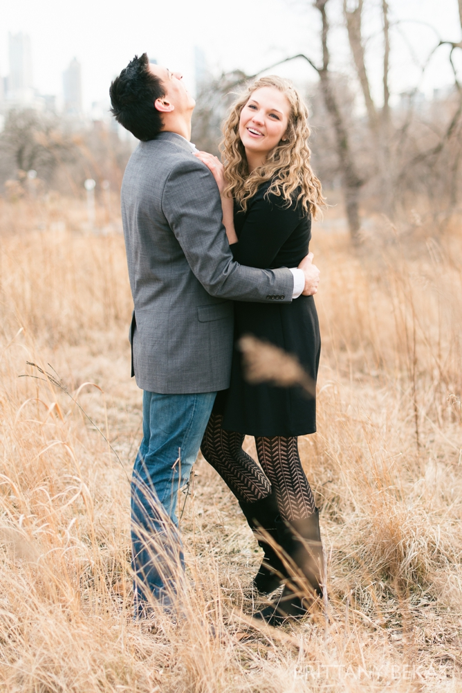 Chicago Engagement Lincoln Park Engagement Photos_0021