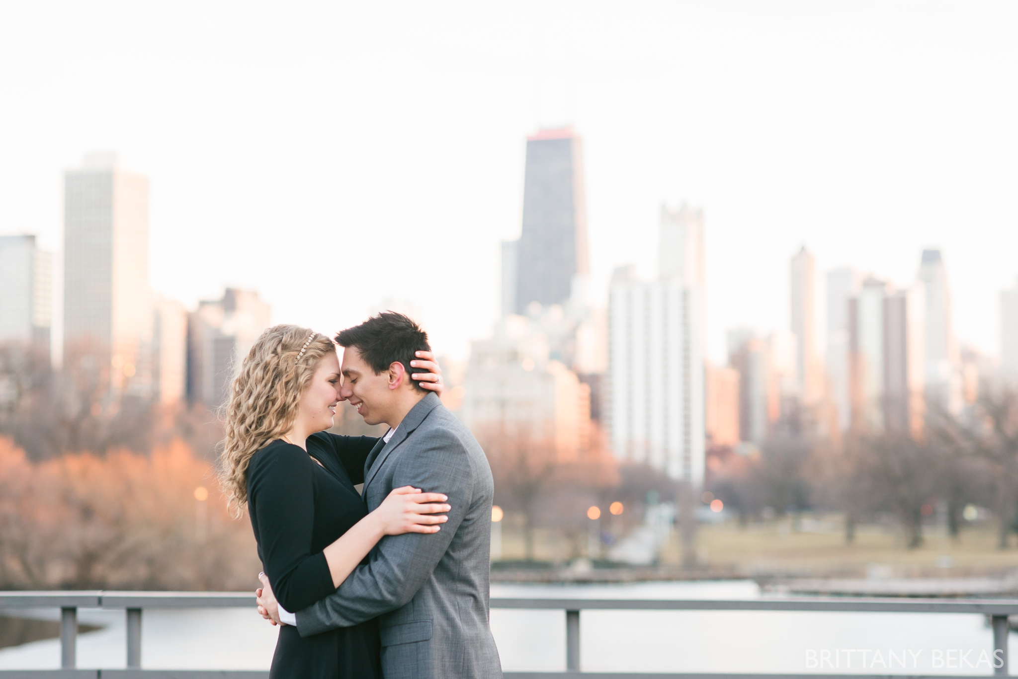 Chicago Engagement Lincoln Park Engagement Photos_0023