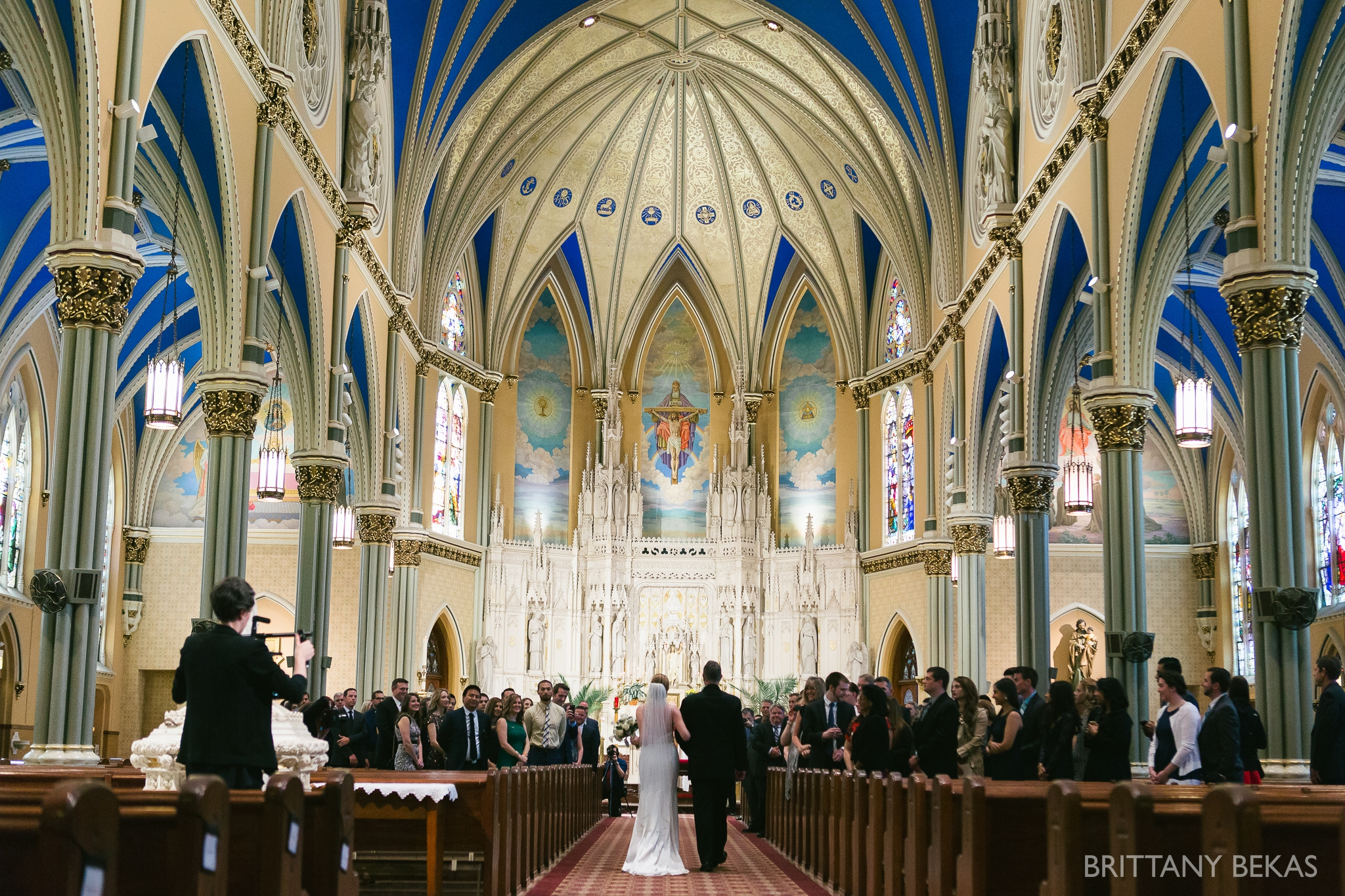 Chicago Wedding - St. Alphonsus + Galleria Marchetti Wedding Photos_0031