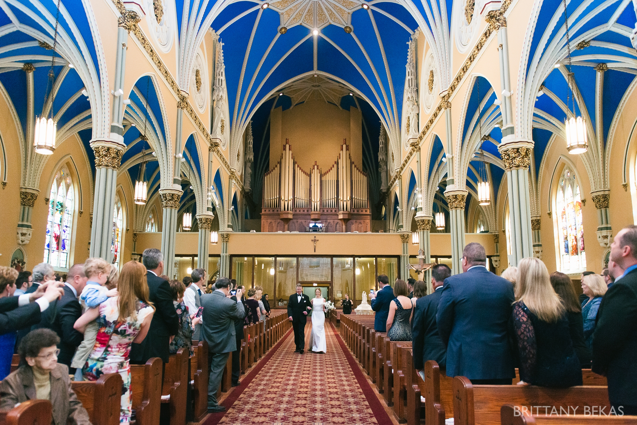 Chicago Wedding - St. Alphonsus + Galleria Marchetti Wedding Photos_0035
