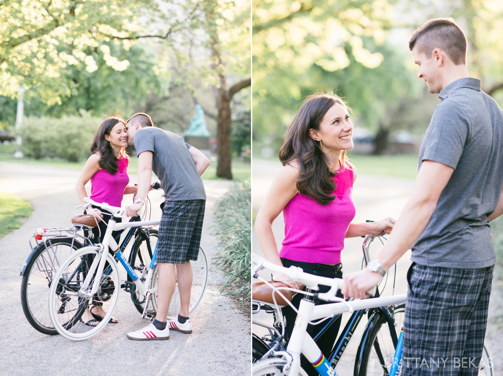 Chicago Engagement - Lincoln Park Engagement Photos - Brittany Bekas Photography_0001