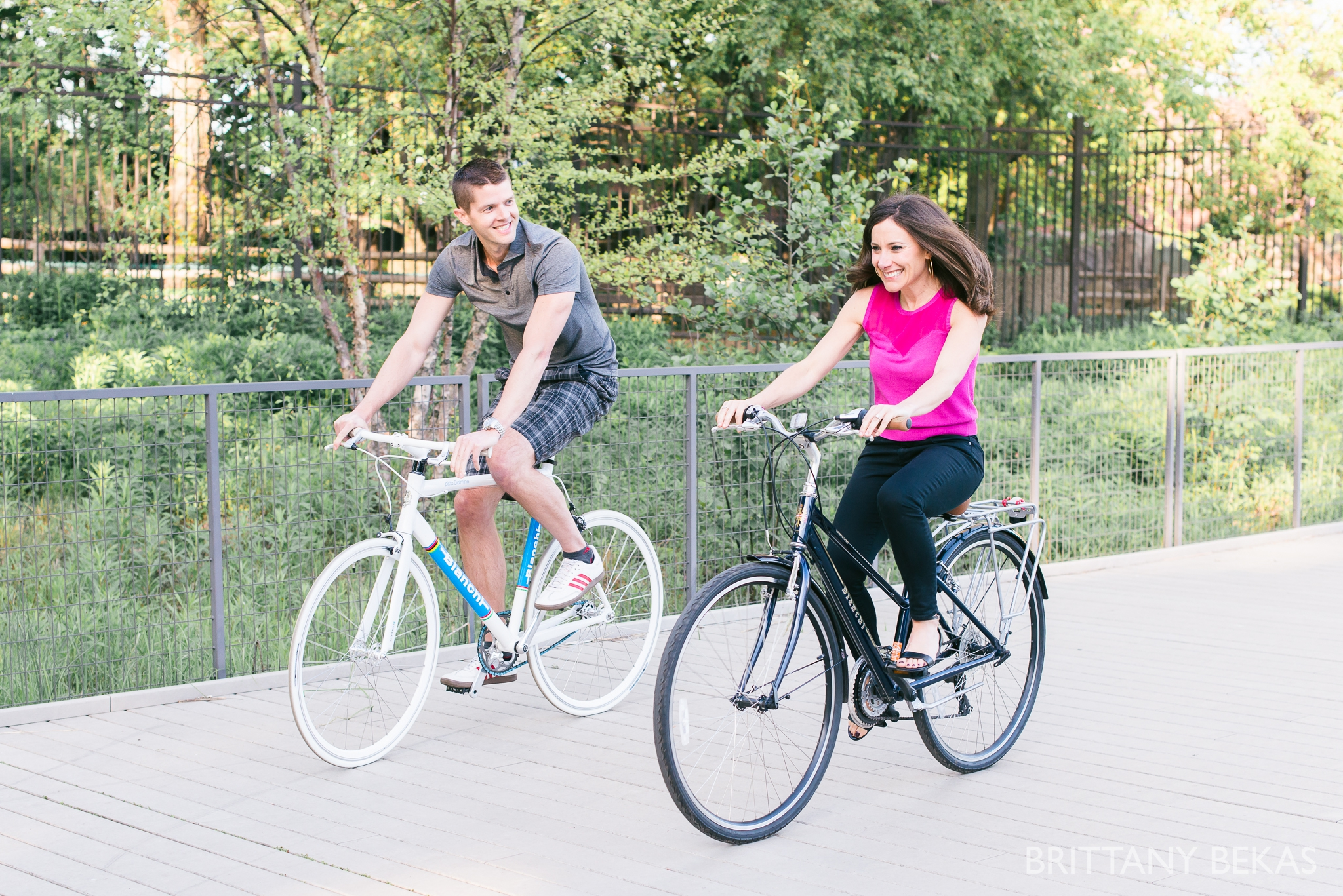 Chicago Engagement - Lincoln Park Engagement Photos - Brittany Bekas Photography_0002