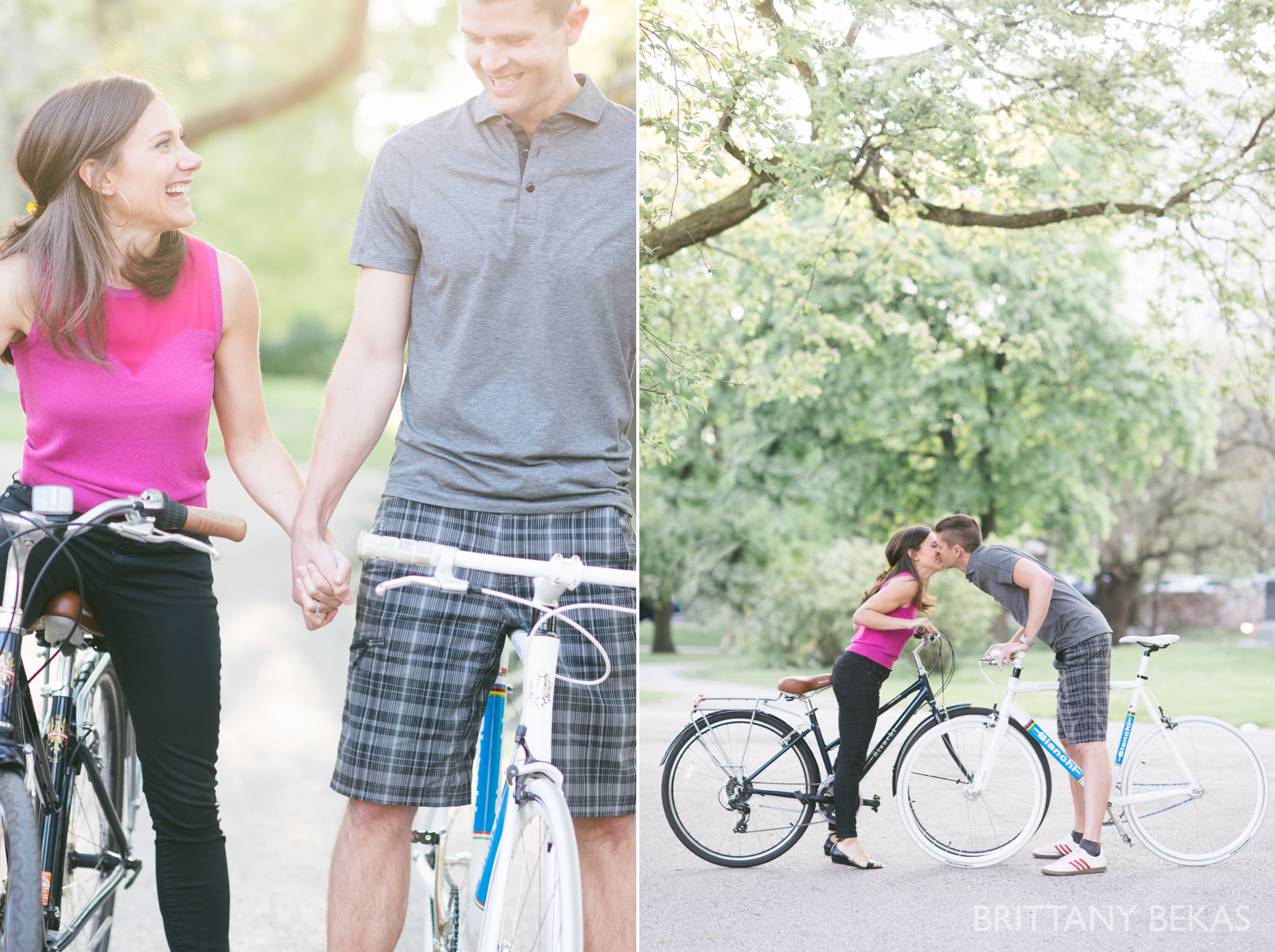 Chicago Engagement - Lincoln Park Engagement Photos - Brittany Bekas Photography_0003