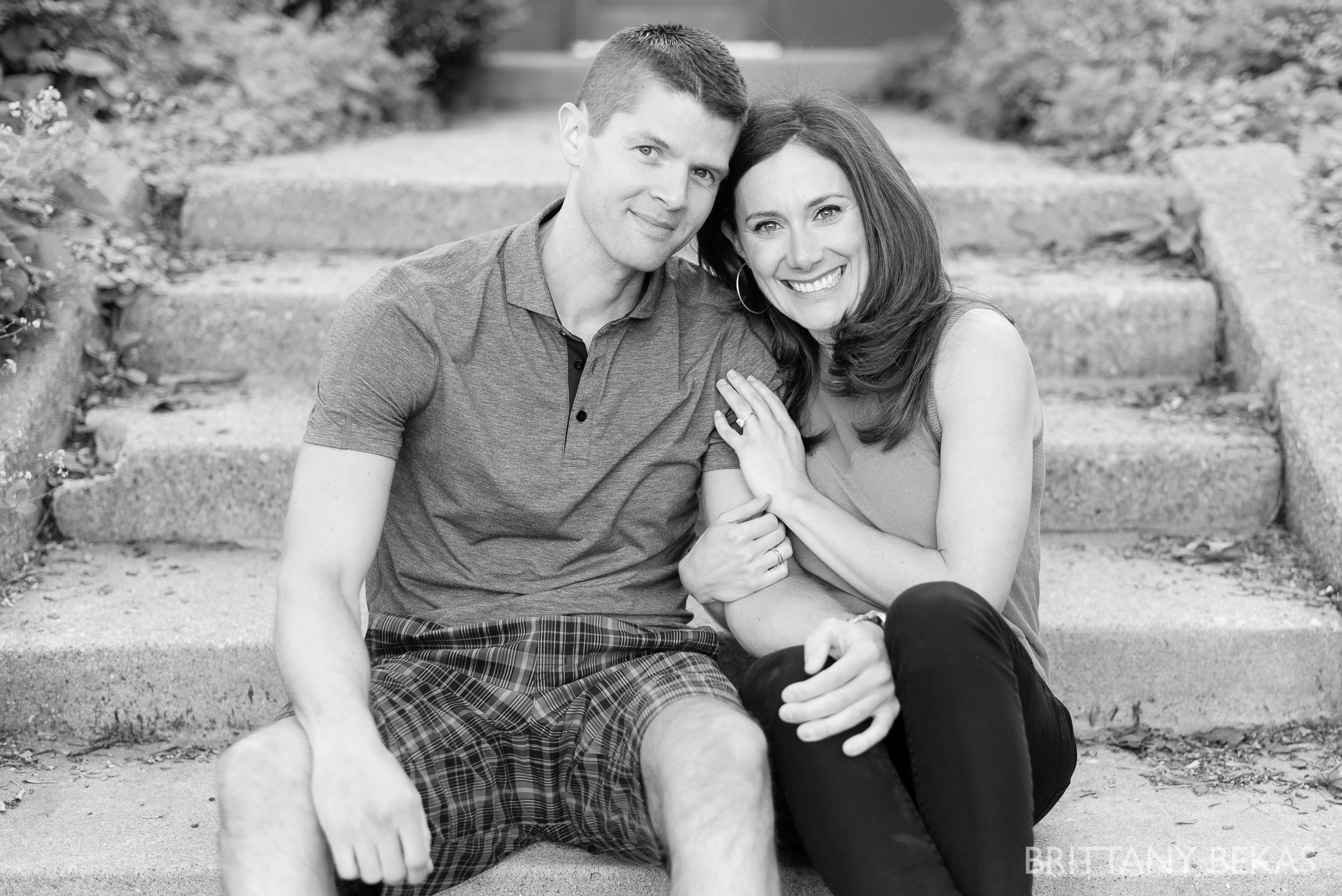 Chicago Engagement - Lincoln Park Engagement Photos - Brittany Bekas Photography_0008