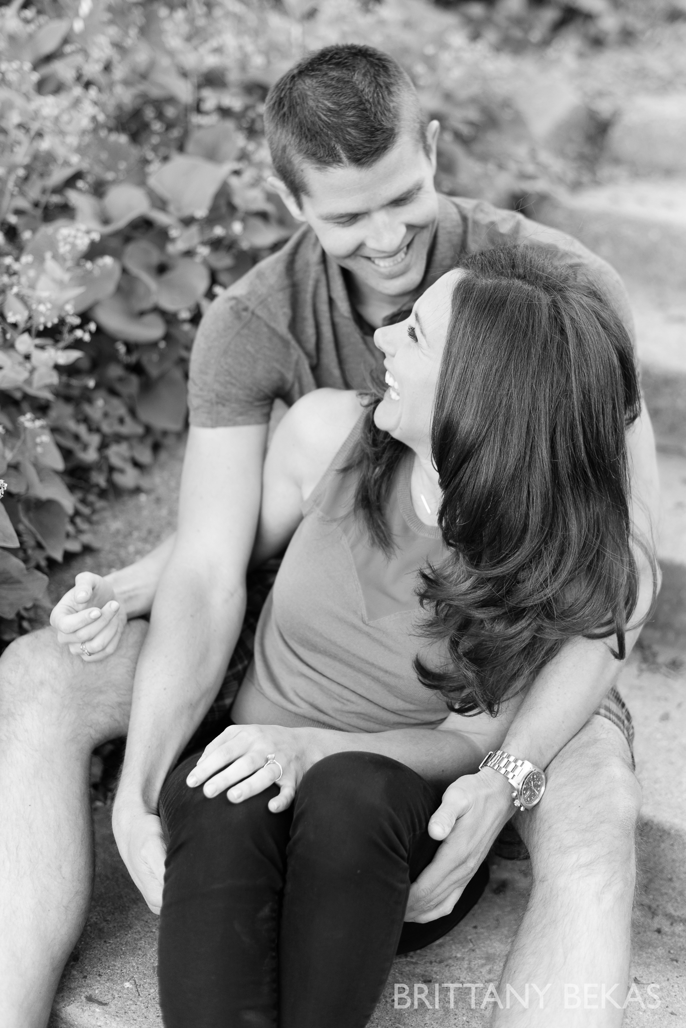 Chicago Engagement - Lincoln Park Engagement Photos - Brittany Bekas Photography_0010