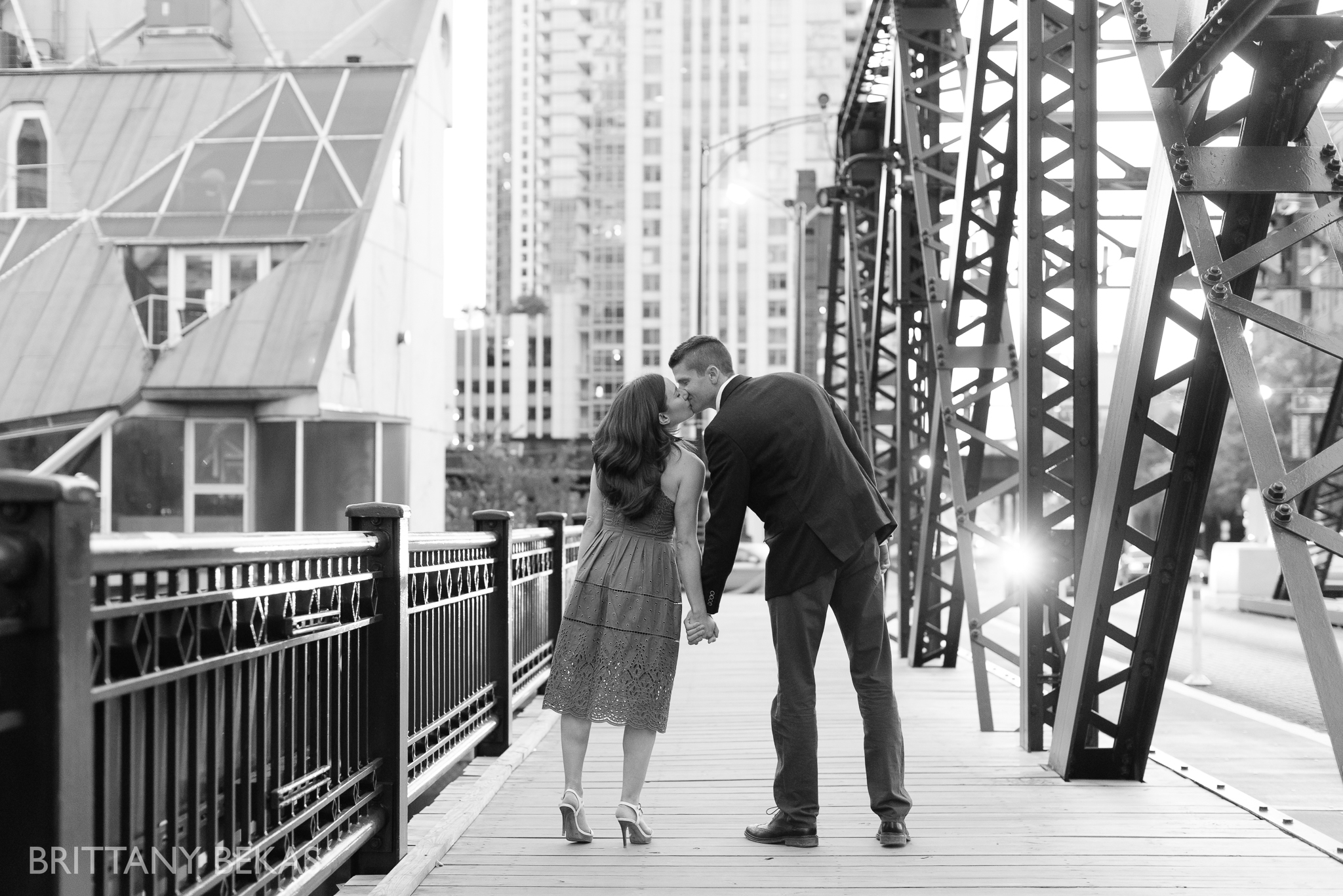 Chicago Engagement - Lincoln Park Engagement Photos - Brittany Bekas Photography_0019
